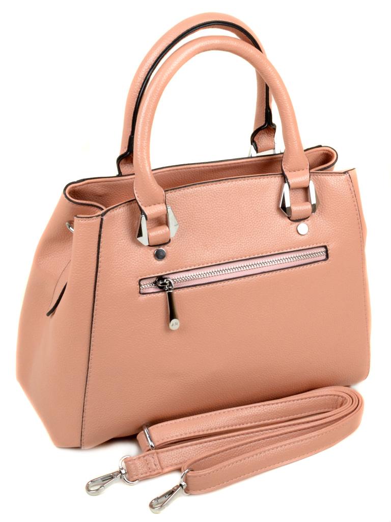 Сумка Женская Классическая иск-кожа Alex Rai 3-05 37831 pink