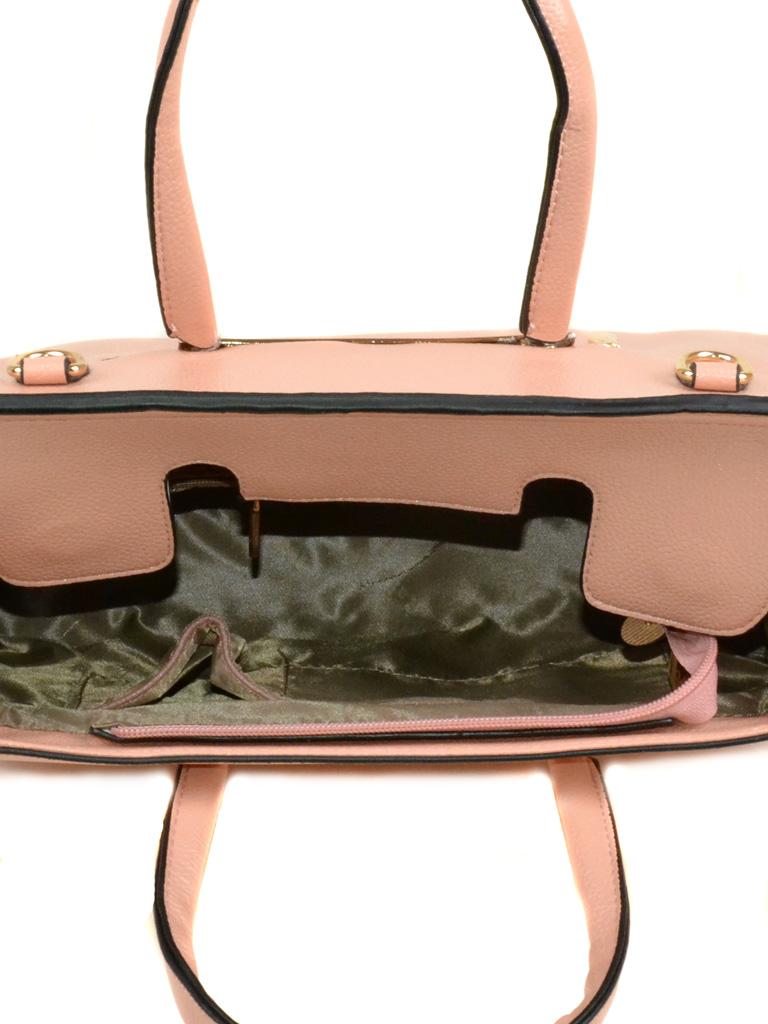 Сумка Женская Классическая иск-кожа Alex Rai 3-05 38216-1 pink