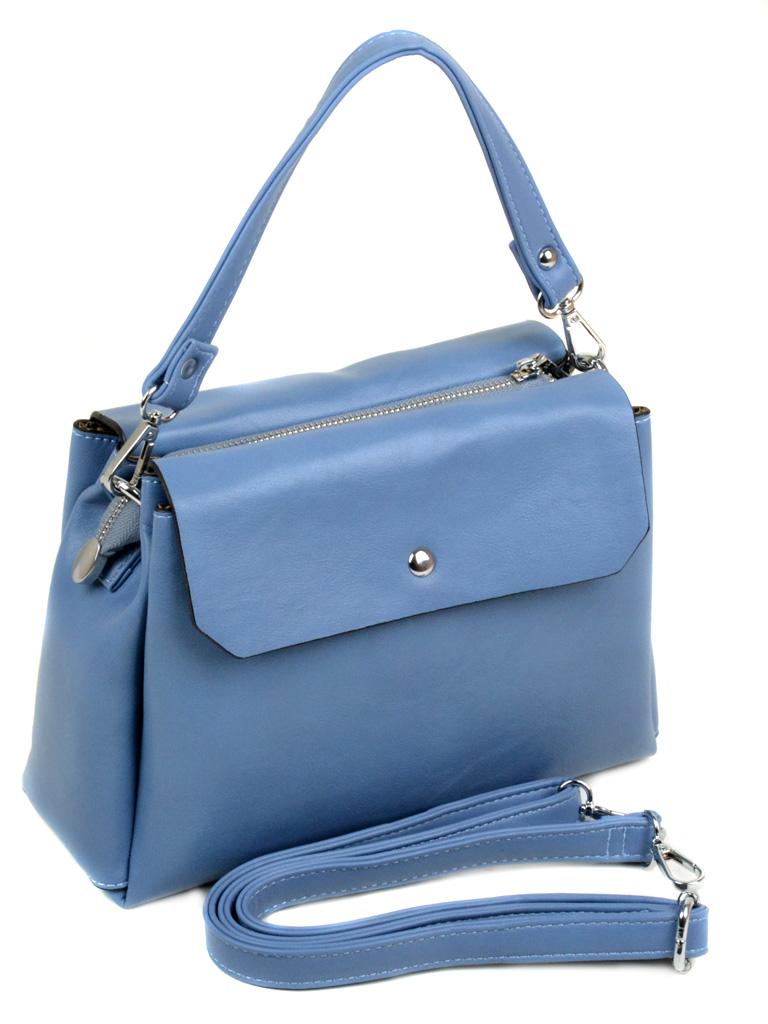 Сумка Женская Классическая иск-кожа Alex Rai 3-05 38788 blue