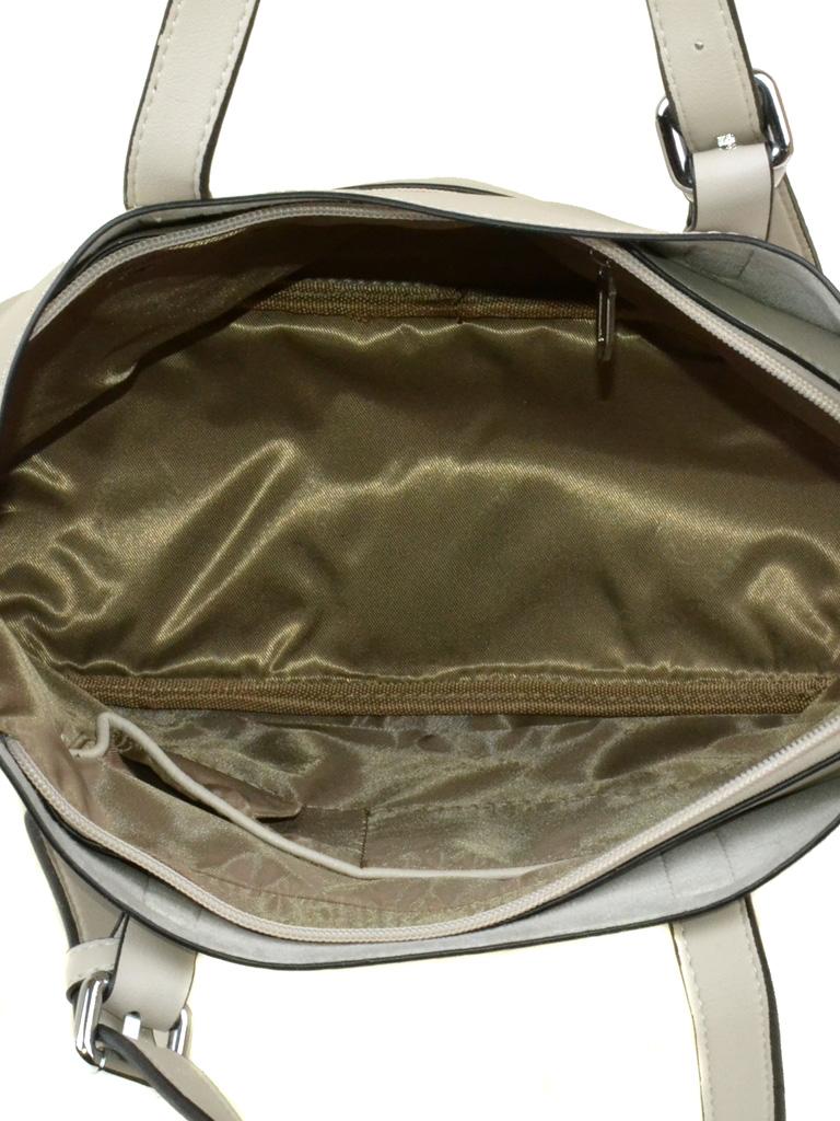 Сумка Женская Классическая иск-кожа Alex Rai 3-05 38837 grey