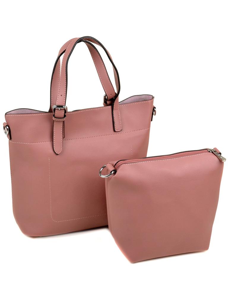 Сумка Женская Классическая иск-кожа Alex Rai 3-05 38837 pink