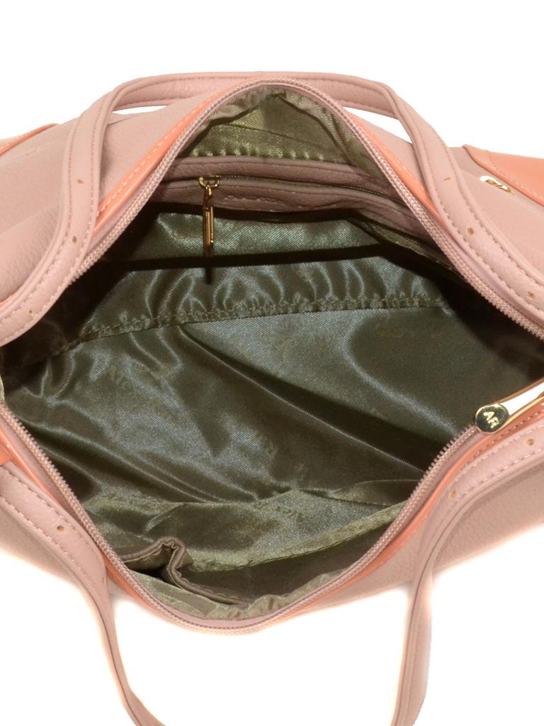 Сумка Женская Классическая иск-кожа Alex Rai 3-05 8546 pink