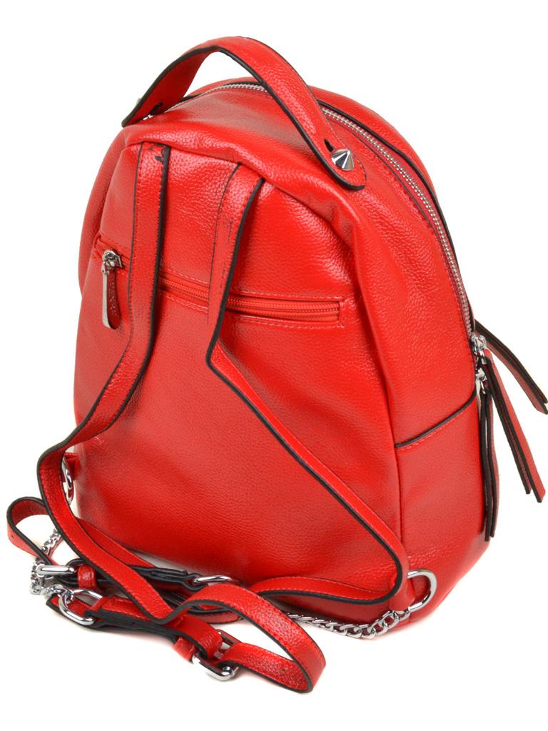 Сумка Женская Рюкзак иск-кожа Alex Rai 3-05 38698 red
