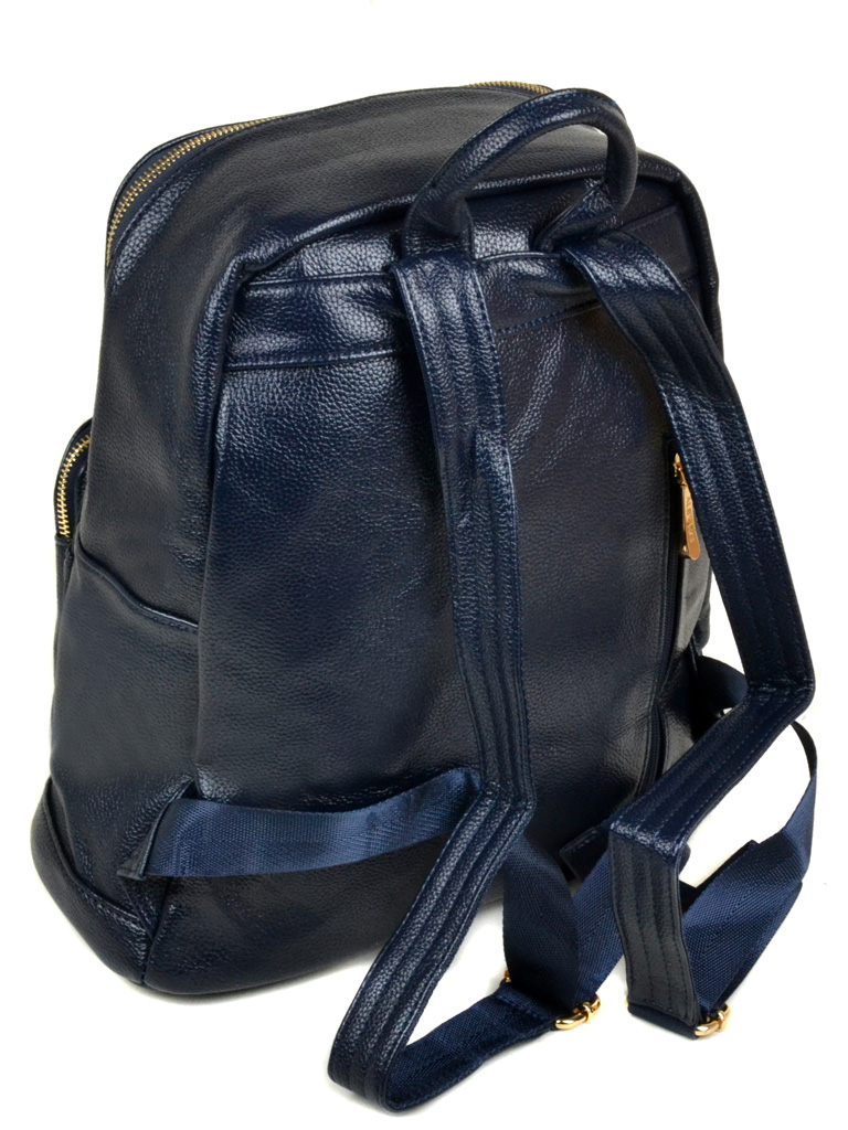 Сумка Женская Рюкзак иск-кожа Alex Rai 3-05 39002 blue - фото 3