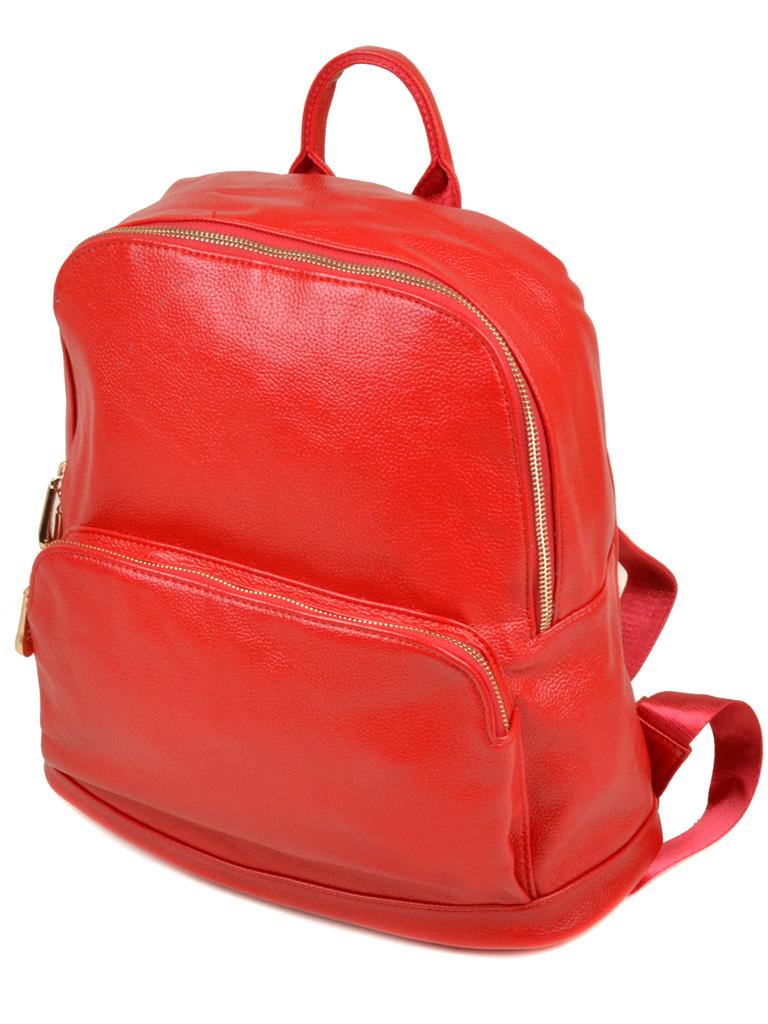 Сумка Женская Рюкзак иск-кожа Alex Rai 3-05 39002 red