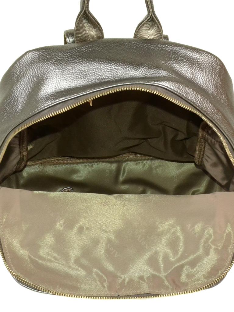 Сумка Женская Рюкзак иск-кожа Alex Rai 3-05 39002 silver