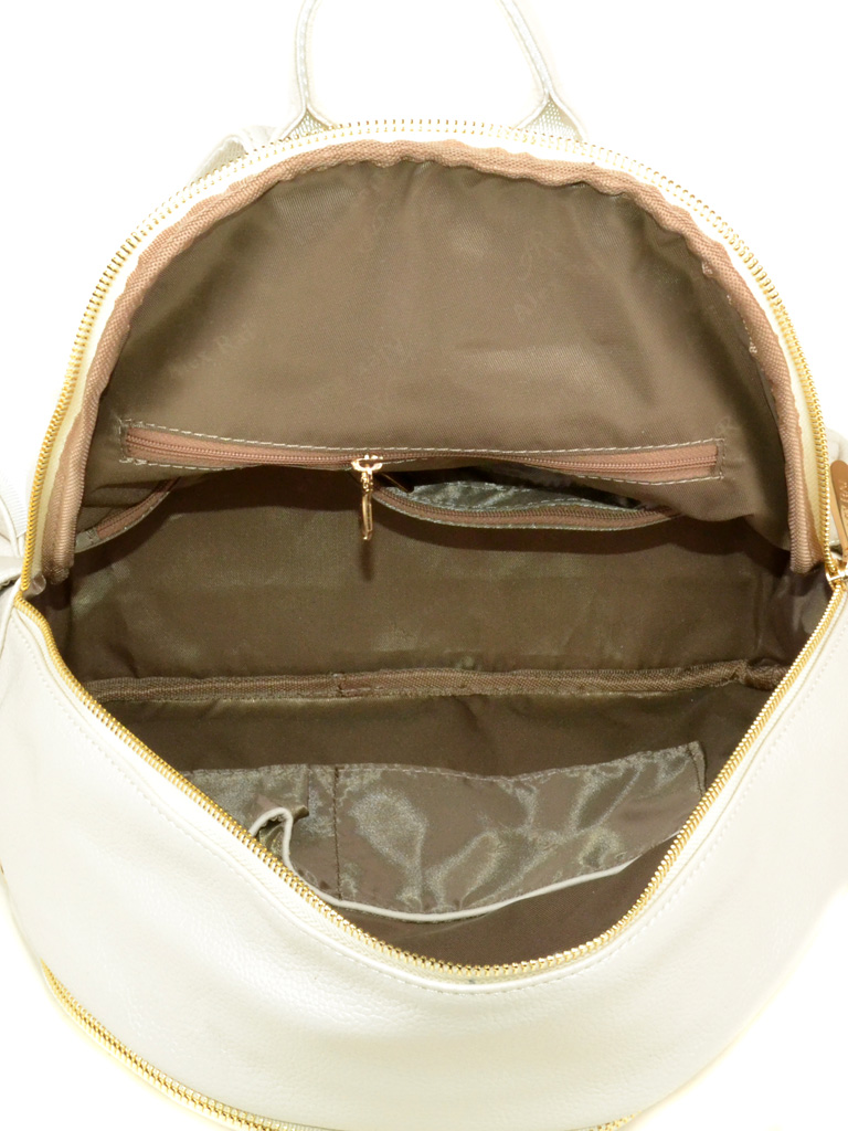 Сумка Женская Рюкзак иск-кожа Alex Rai 3-05 39003 apricot