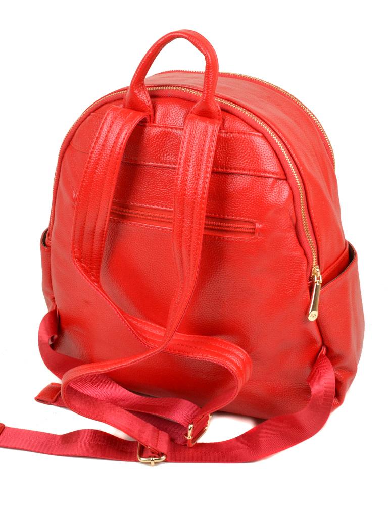 Сумка Женская Рюкзак иск-кожа Alex Rai 3-05 39003 red