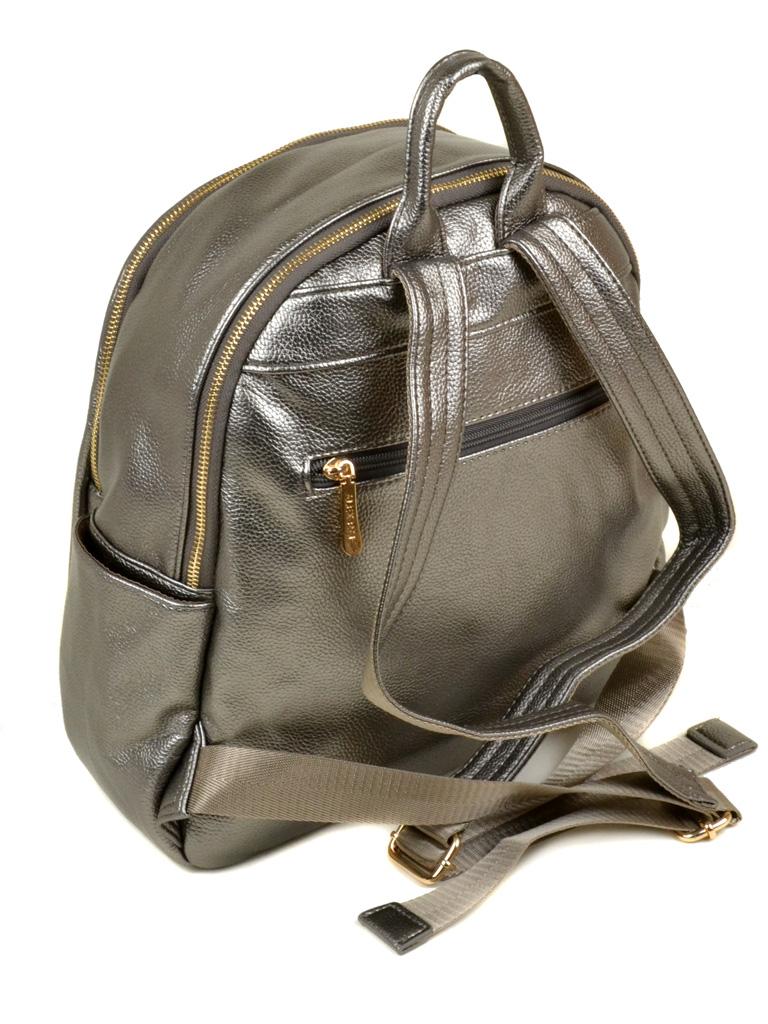 Сумка Женская Рюкзак иск-кожа Alex Rai 3-05 39003 silver