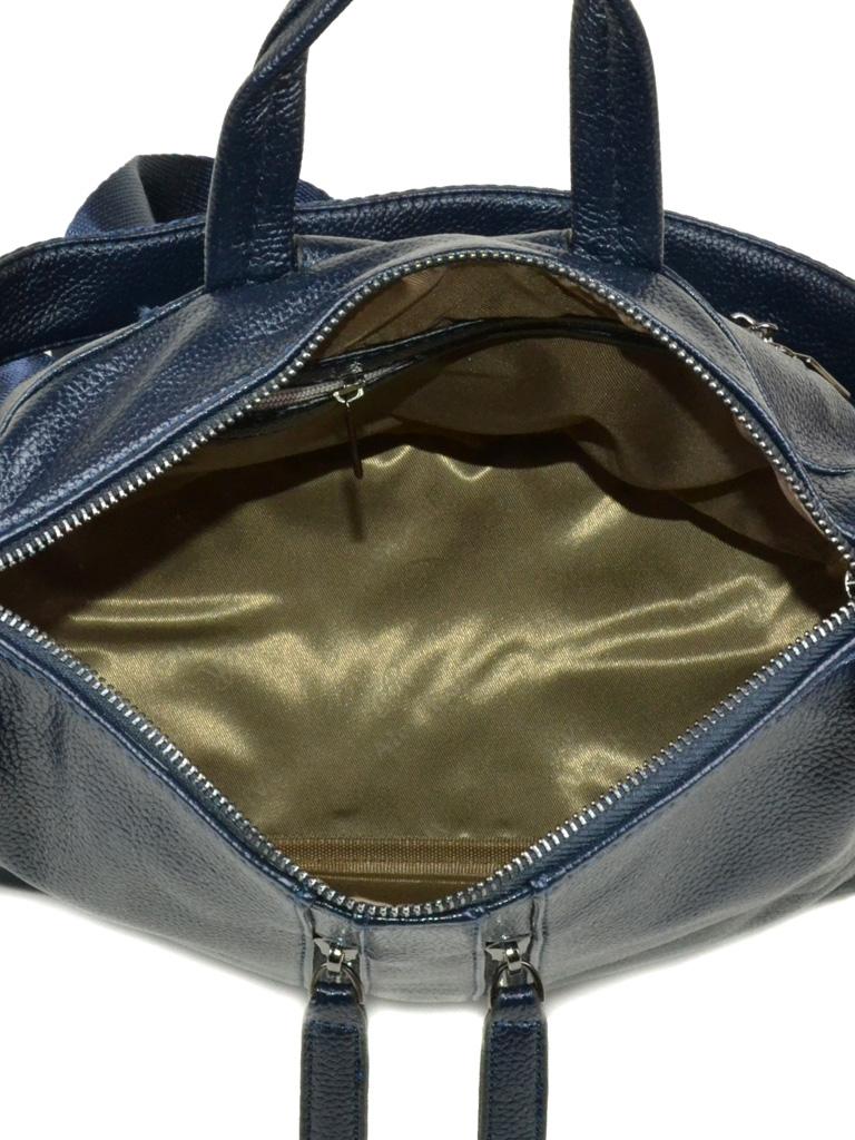 Сумка Женская Рюкзак иск-кожа Alex Rai 3-05 8013 blue