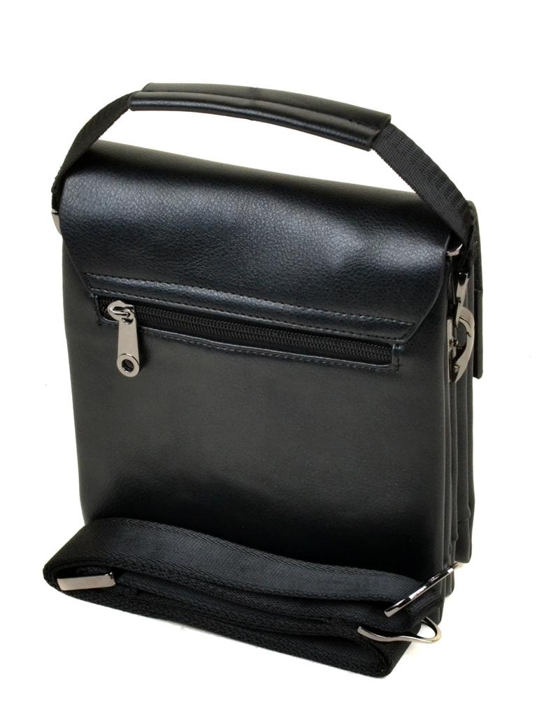 Сумка Мужская Планшет иск-кожа dr.Bond 6015-1 black