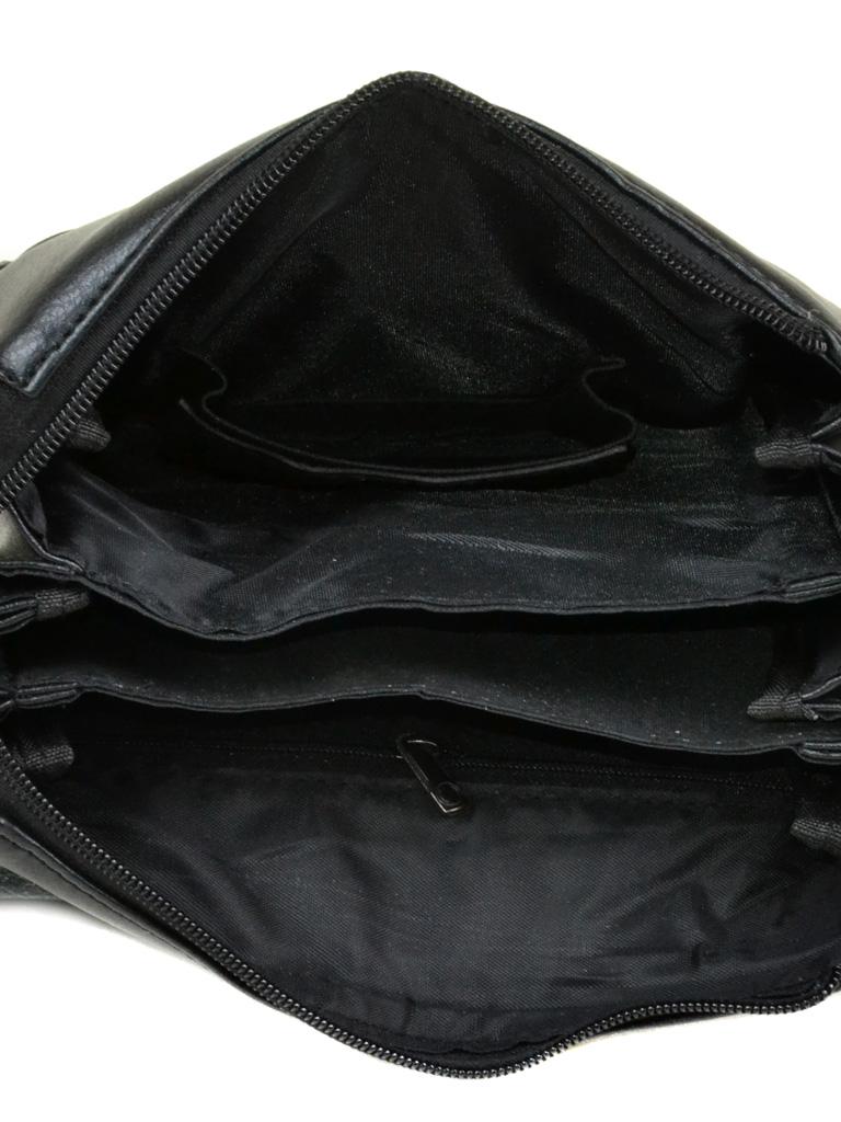 Сумка Мужская Планшет иск-кожа dr.Bond 6015-2 black - фото 4