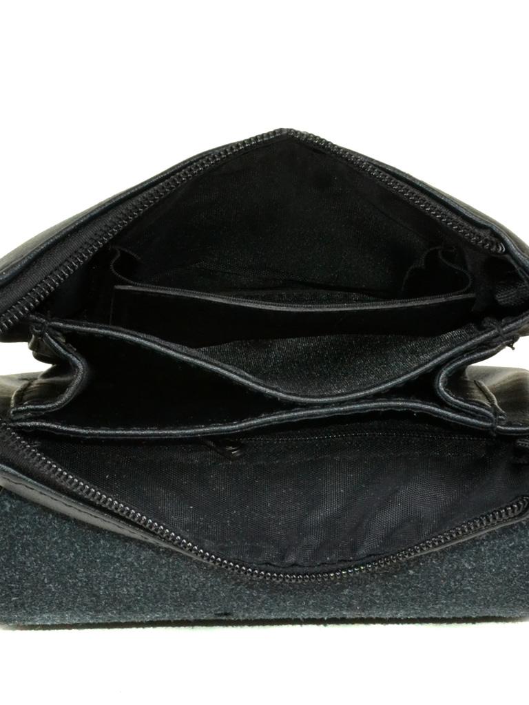 Сумка Мужская Планшет иск-кожа dr.Bond 88334-0 black