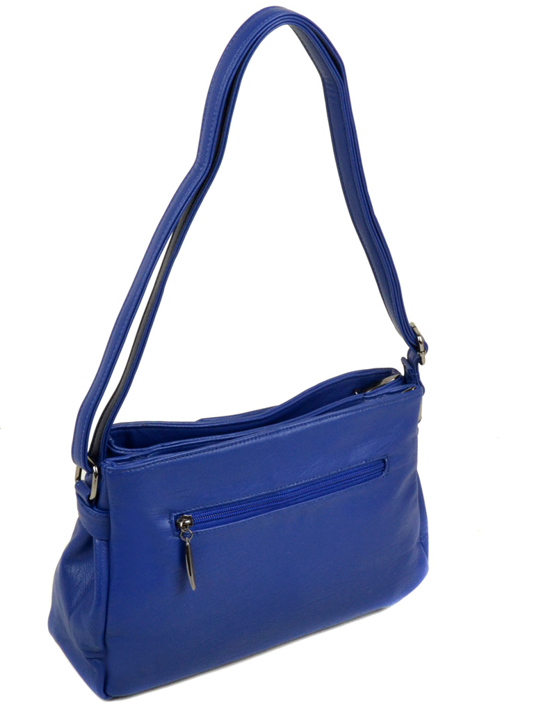 Сумка Женская Клатч иск-кожа 3-07 1082 blue