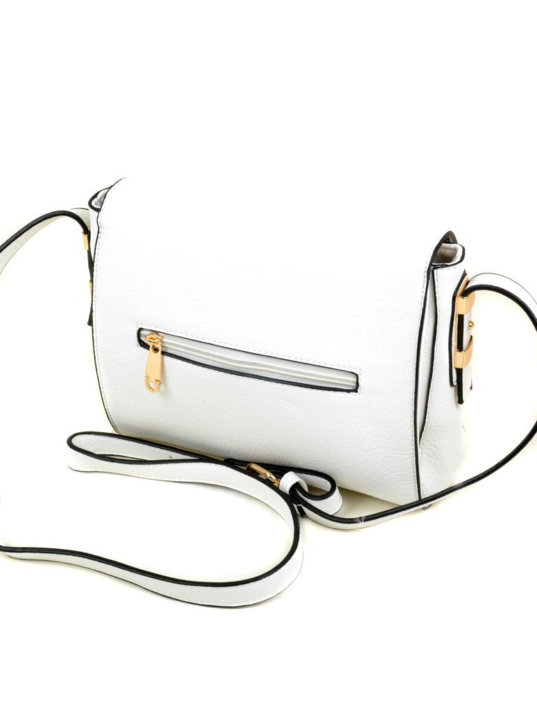 Сумка Женская Клатч иск-кожа 3-07 26172 white