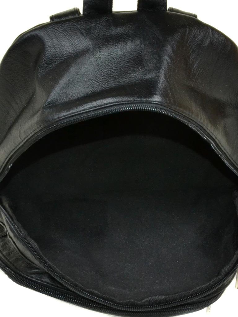 Сумка Женская Рюкзак иск-кожа 3-07 1229-1 black