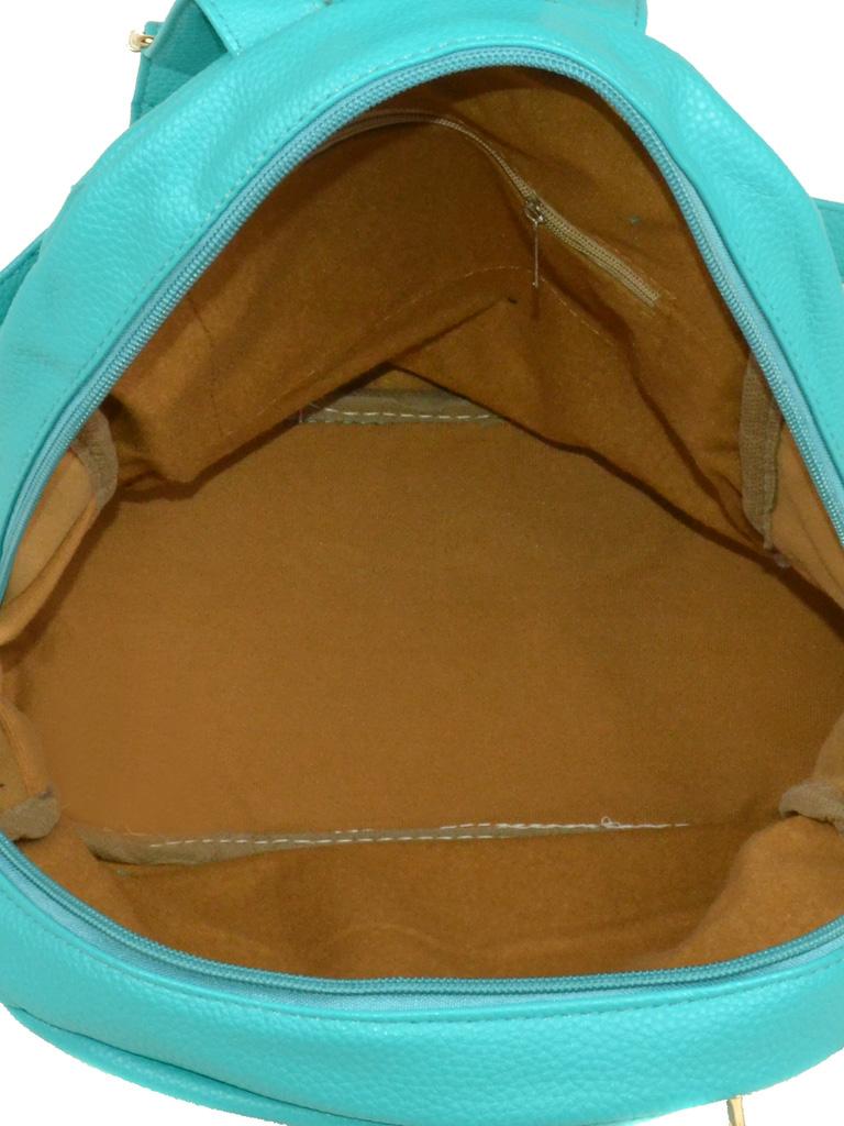 Сумка Женская Рюкзак иск-кожа 3-07 141 blue
