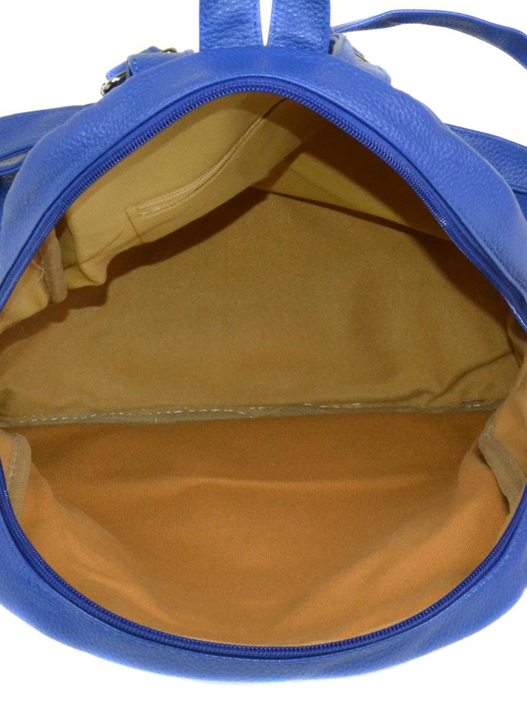 Сумка Женская Рюкзак иск-кожа 3-07 144 blue