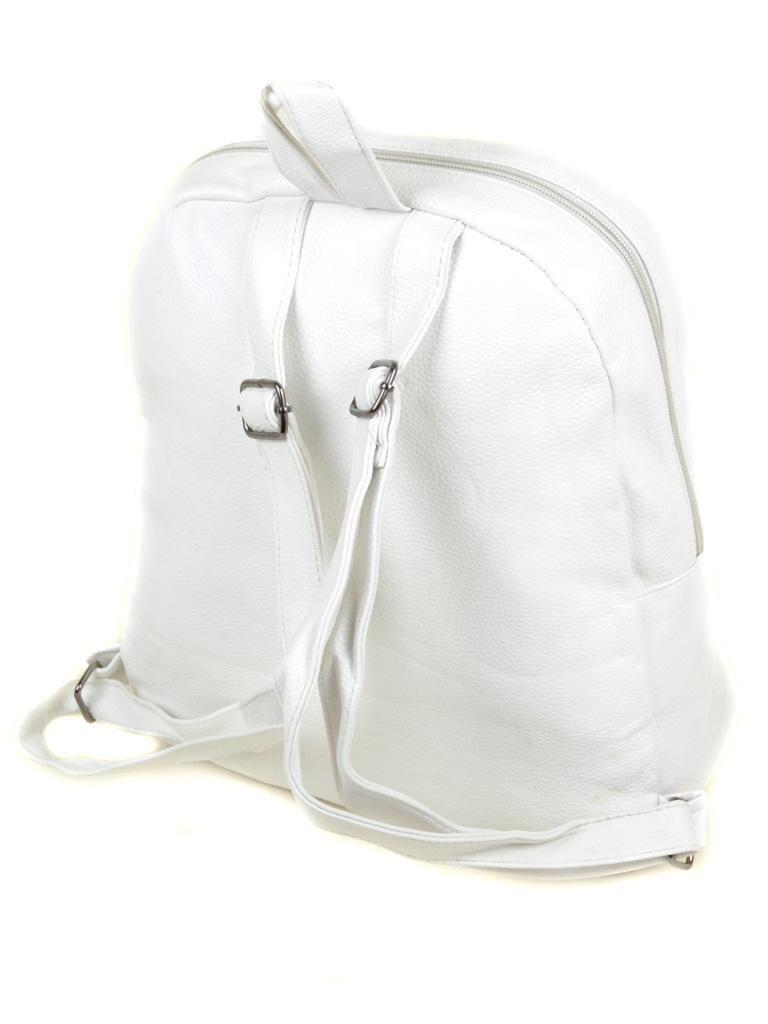 Сумка Женская Рюкзак иск-кожа 3-07 144 white