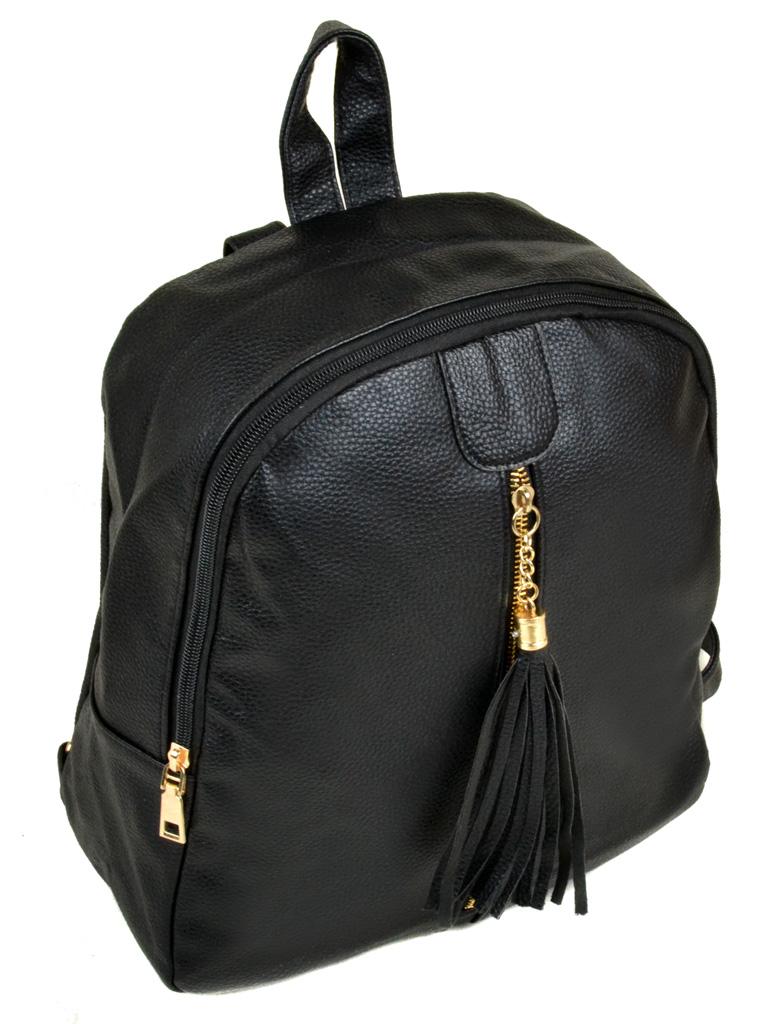 Сумка Женская Рюкзак иск-кожа 3-07 160 black