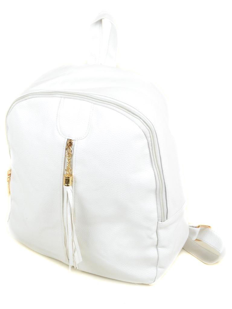 Сумка Женская Рюкзак иск-кожа 3-07 160 white