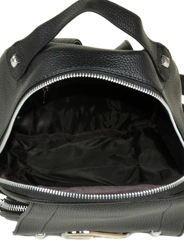 Сумка Женская Рюкзак иск-кожа 3-07 172 black