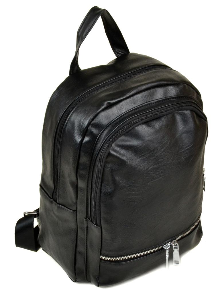 Сумка Женская Рюкзак иск-кожа 3-07 3070-1 black