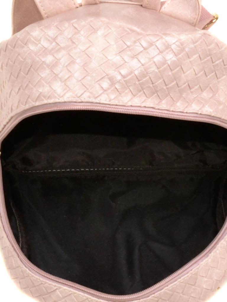 Сумка Женская Рюкзак иск-кожа 3-07 6611 pink