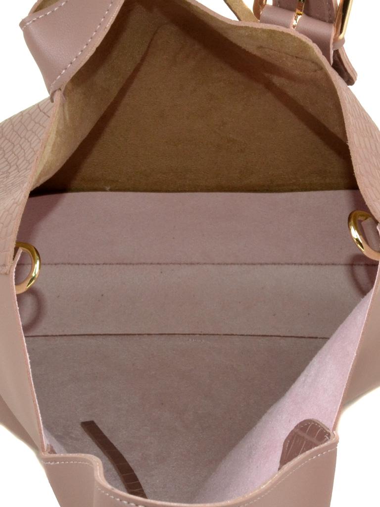 Сумка Женская Классическая иск-кожа Podium 3-03 629 pink