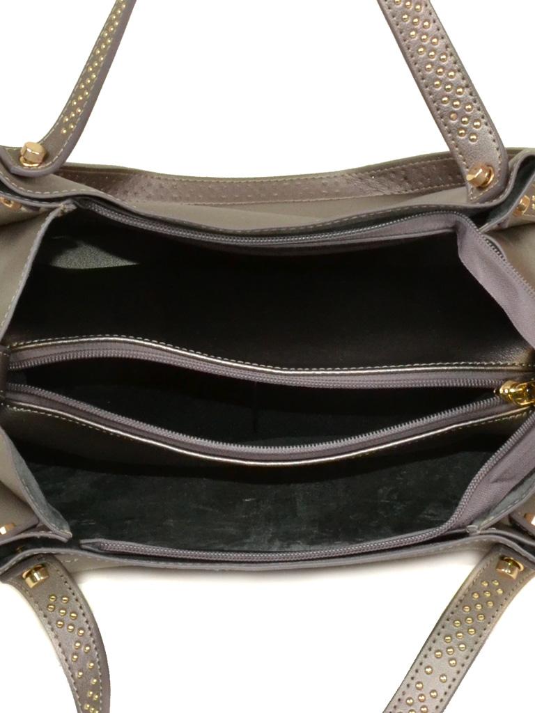 Сумка Женская Классическая иск-кожа Podium 3-04 R9033 bronze