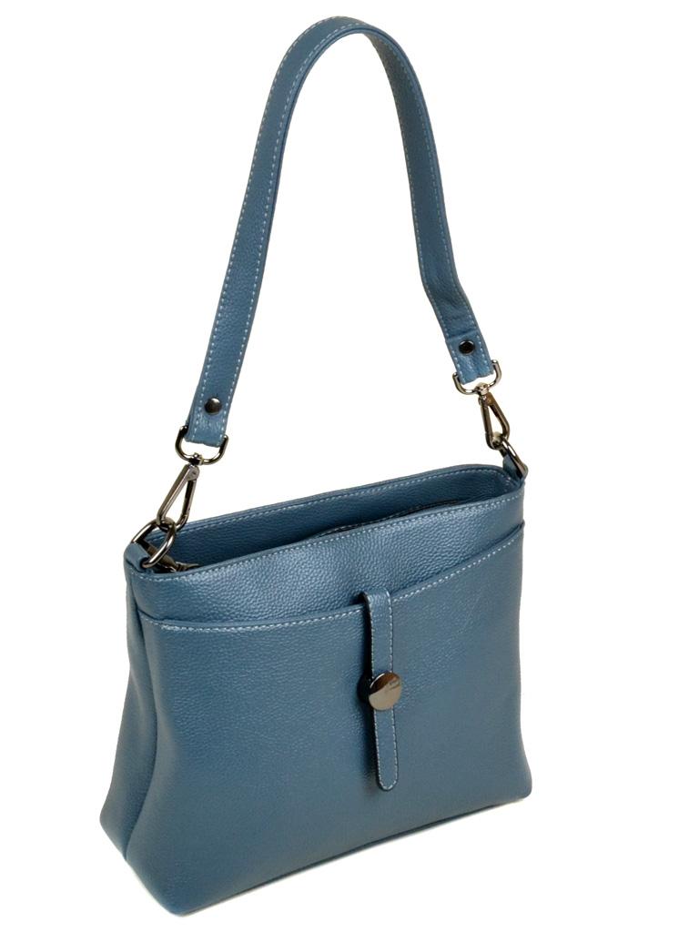 Сумка Женская Клатч иск-кожа Podium 3-04 F23039 blue
