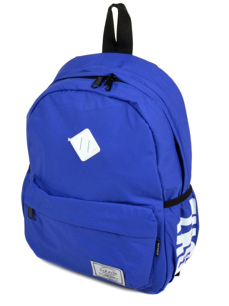 Сумка Женская Рюкзак иск-кожа 4-01 1815 blue