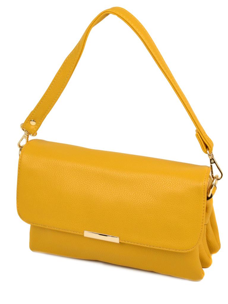 Сумка Женская Клатч иск-кожа Podium 3-06 0137-21 yellow