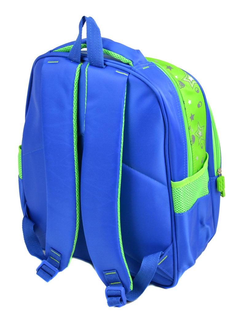 Рюкзак детский нейлон A1611 pixel green