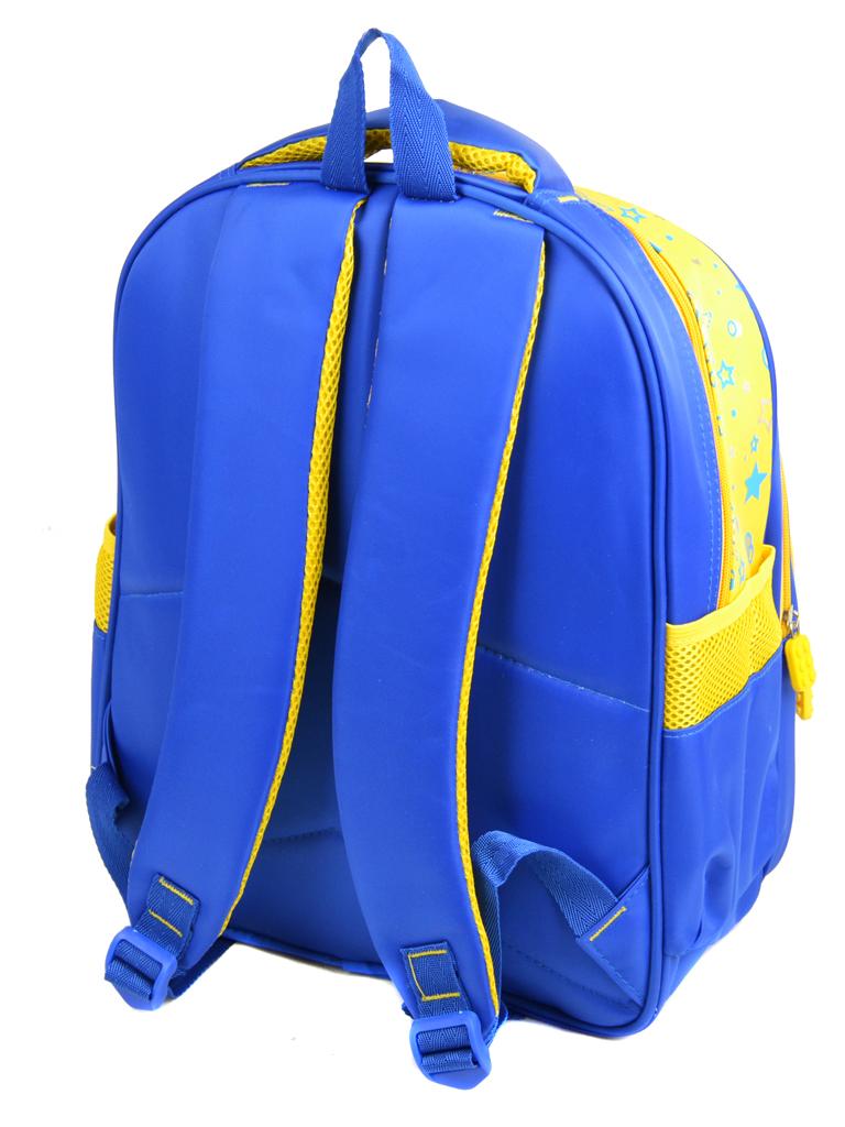 Рюкзак детский нейлон A1611 pixel yellow - фото 3