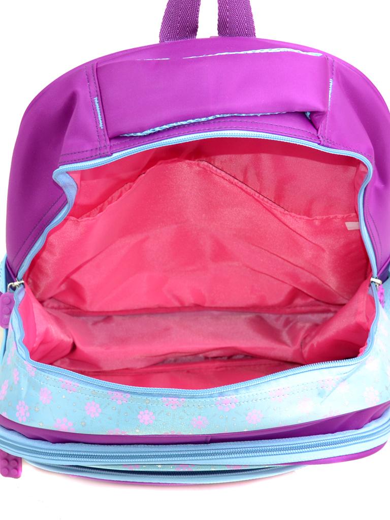 Рюкзак детский нейлон A1698 pixel violet
