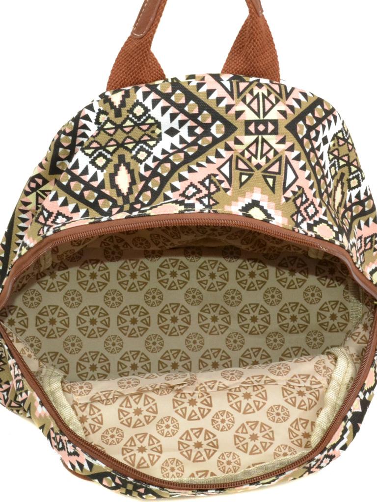 Рюкзак Городской ткань Индия 6126-35