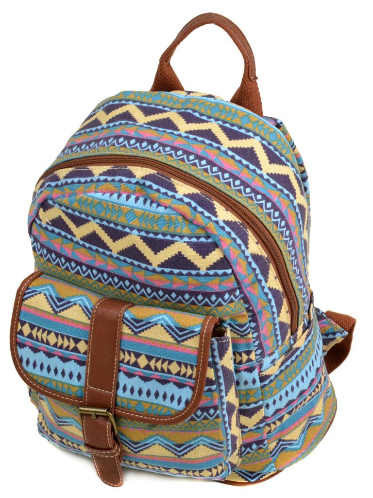 Рюкзак Городской ткань Индия 6126-36