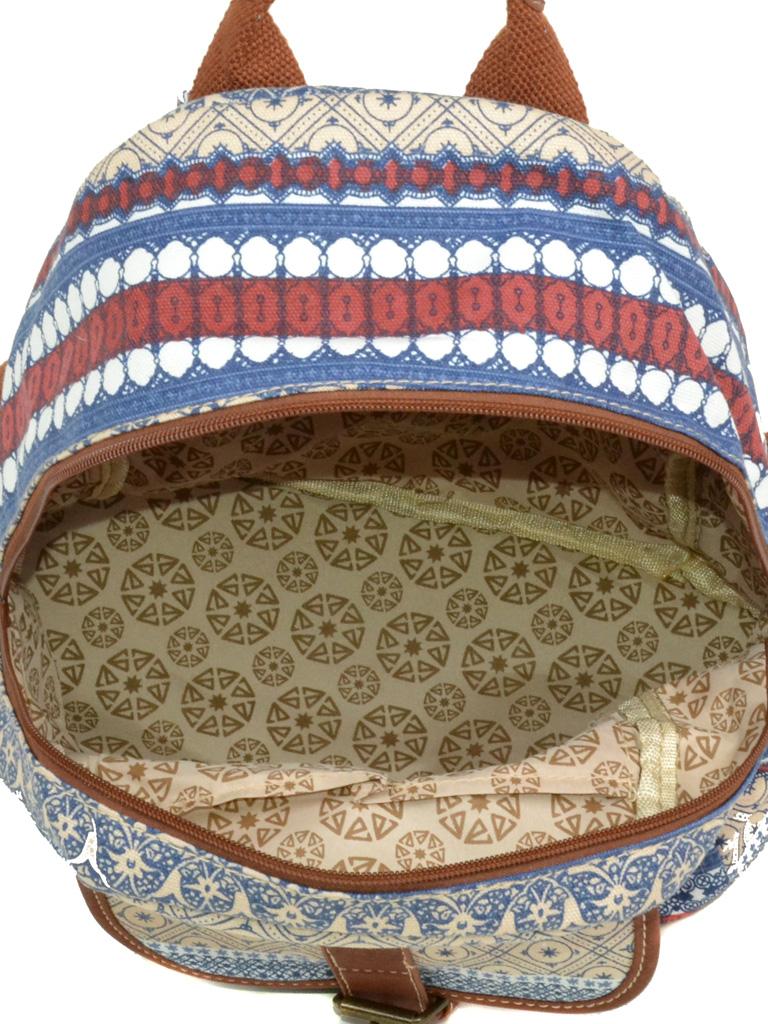 Рюкзак Городской ткань Индия 6126-37