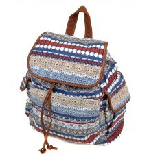 Рюкзак Городской ткань Индия 6129-55 Распродажа