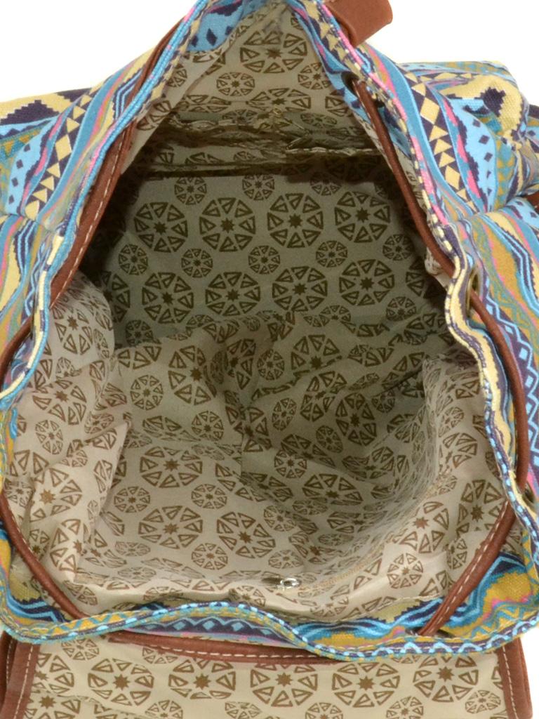 Рюкзак Городской ткань Индия 6129-56