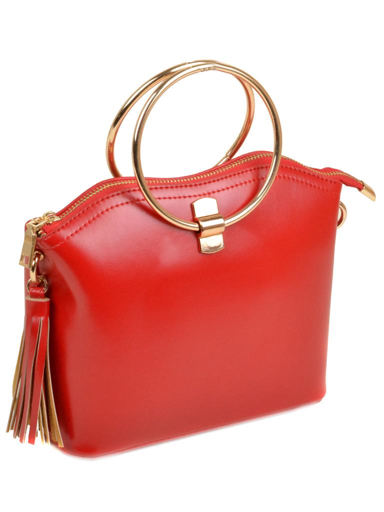 Сумка Женская Клатч иск-кожа Podium 5-01 280-A1018 red