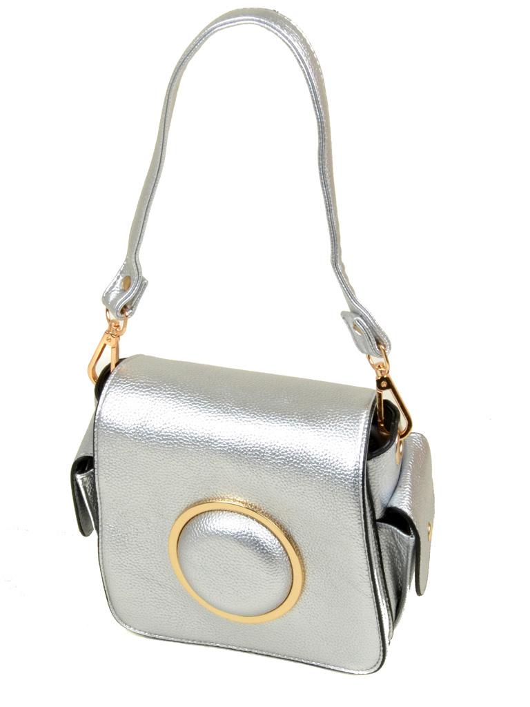 Сумка Женская Клатч иск-кожа Podium 5-01 791 silver
