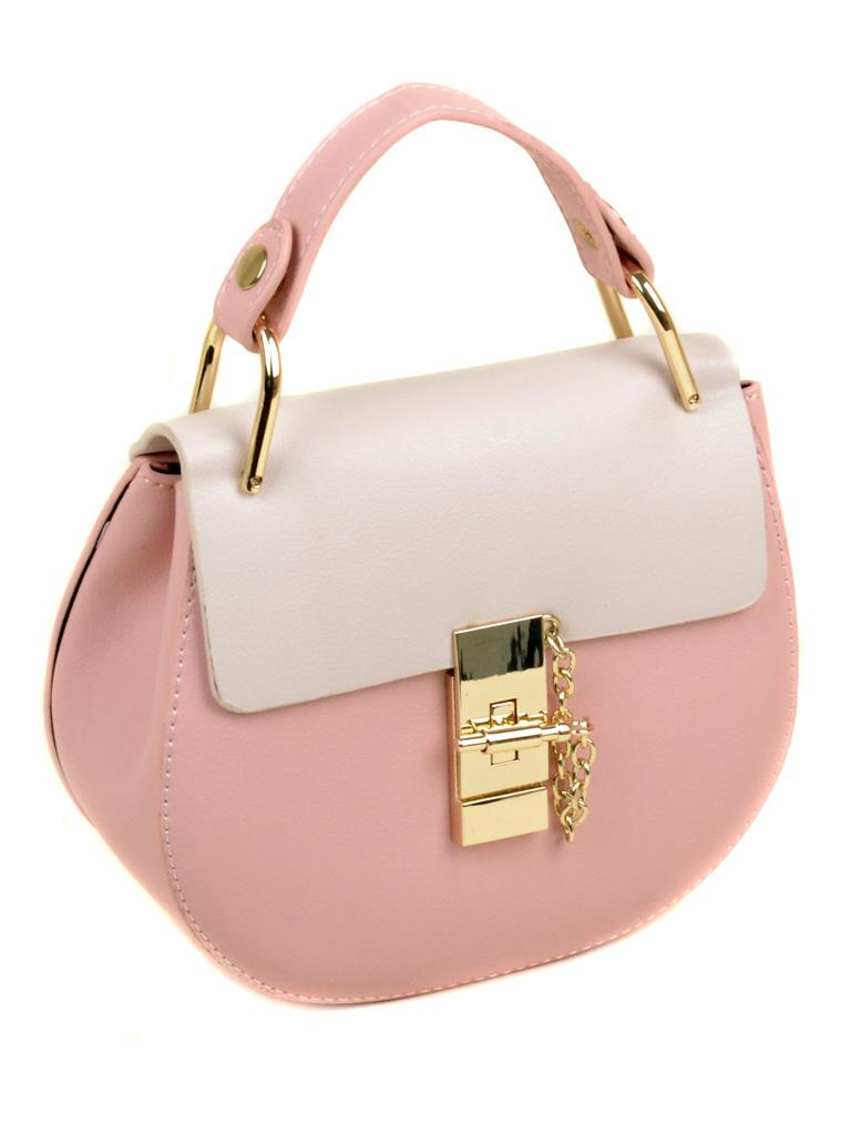 Сумка Женская Клатч иск-кожа Podium 5-01 9839 pink