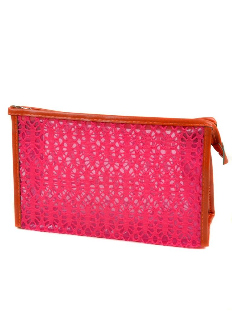 Косметичка текстиль 070 роз