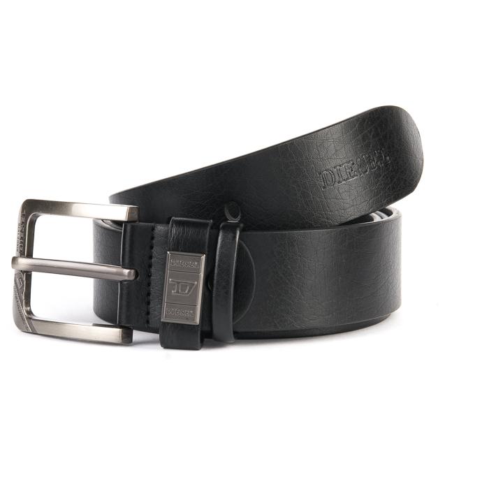 Ремень Мужской кожа 82065 black
