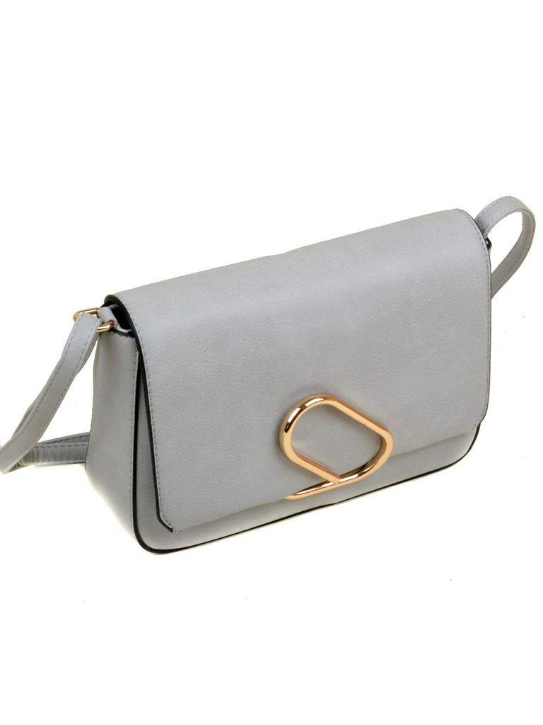 Сумка Женская Клатч иск-кожа 5-03 17910 grey