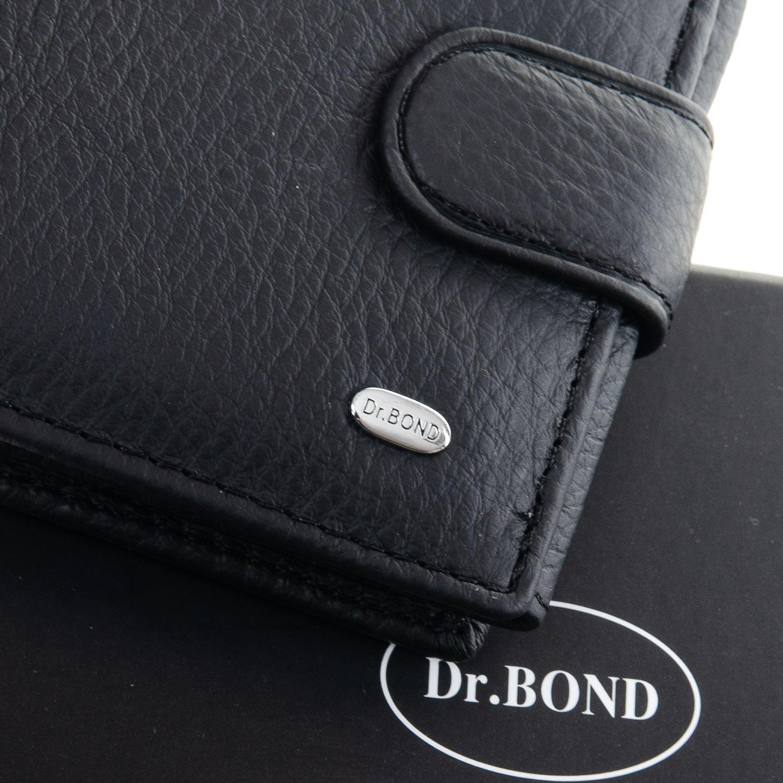 Кошелек Classic кожа DR. BOND M2 black - фото 3
