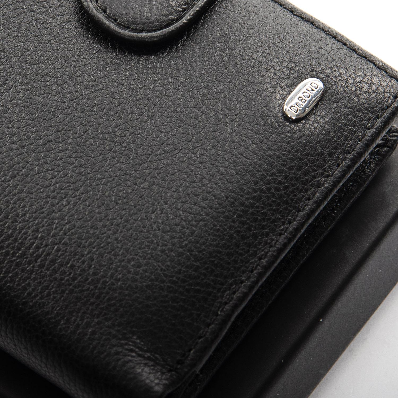 Кошелек Classic кожа DR. BOND M31 black - фото 3