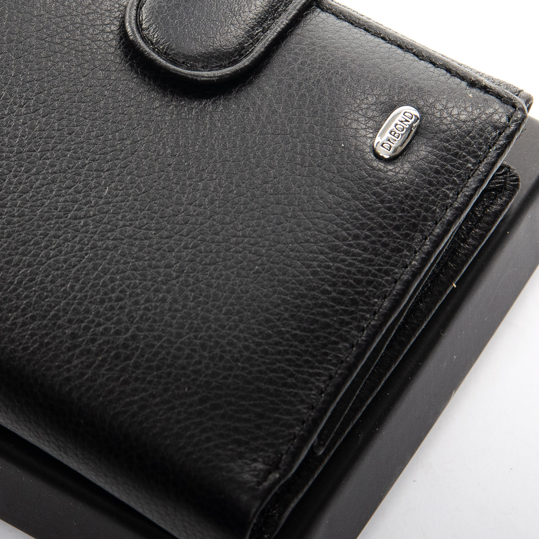 Кошелек Classic кожа DR. BOND M32 black - фото 3